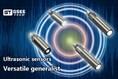 GSEE-TECH Ultrasonic sensors - versatile generalist-118
